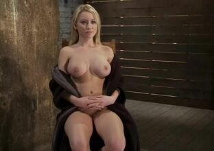 Ashley Scott  nackt
